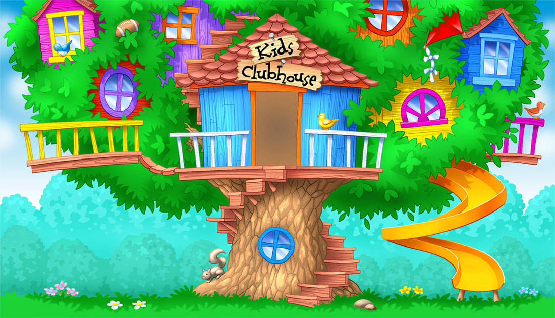 Welcome to the Kids' Clubhouse!
